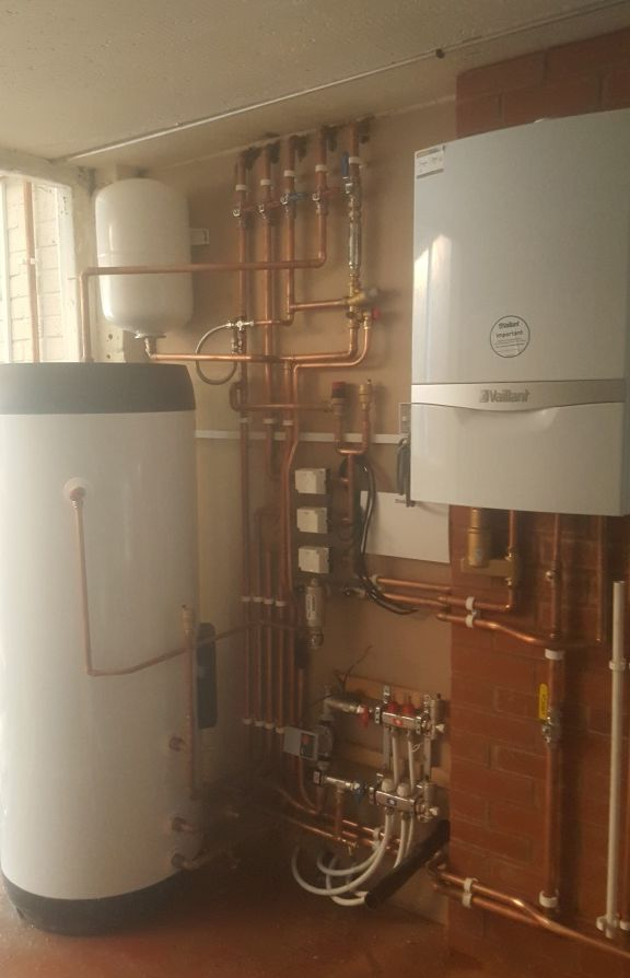Central heating upgrades in Leicestershire