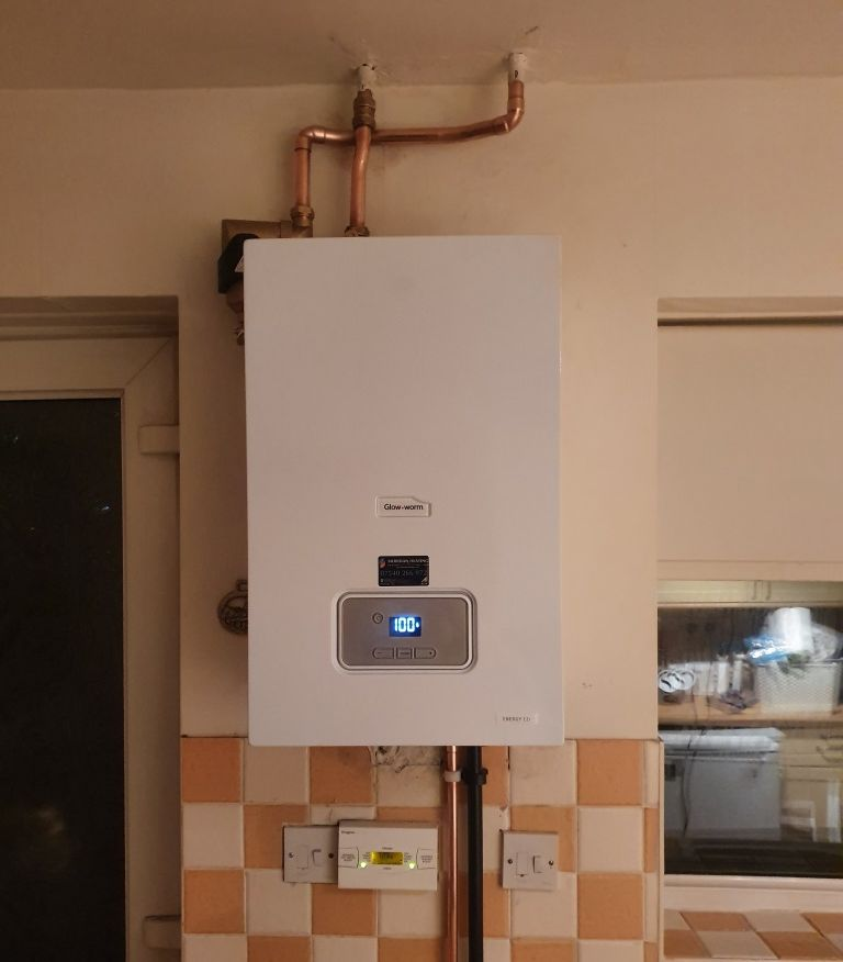 Boiler replacement or installation in Leicestershire
